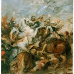 """Henry IV at the Battle of Ivry"" by ArtLoversOnline"