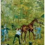 """""""Souvenir D'Auteuil (1881)"""" by ArtLoversOnline"""