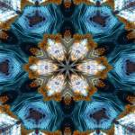 """Majestic Kaleidoscope 1. Modern Art"" by MarkLawrence"