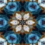 """Majestic Kaleidoscope 1. Modern Art"" by MarkLawrence"