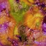 """""""FISH FESTIVAL"""" by RitaWhaleyArt"""