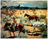 The Southwest by Walter Ufer