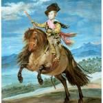 """Prince Balthasar Carlos on Horseback"" by ArtLoversOnline"