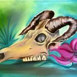 """""""steer skull"""" by tattooart"""
