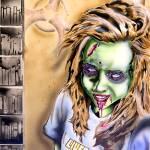 """""""Mia Zombie"""" by tattooart"""