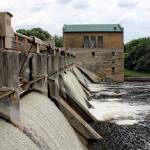 """Barton Dam 2"" by hess"