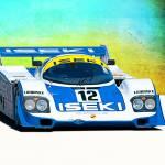 """""""Porsche 956"""" by StuartRow"""