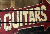 Guitars Sign