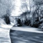 """Frozen Canal"" by brianraggatt"