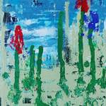"""""""Spring"""" by NoelleRollinsArt"""