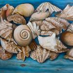 """""""Sea Shells"""" by yvonneayoub"""