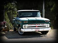 Old Chevy Pickup 1