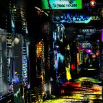"""Lost on Decatur Street"" by Anarchemist"