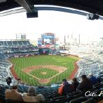 """CitiField Panorama Opening Day Upper Deck Behind H"" by augiespanoramas"