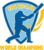 cricket india world champions