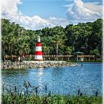 """Mount Dora Lighthouse"" by ChrisCrowley"