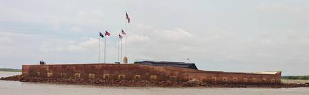 Ft. Sumter Panorama