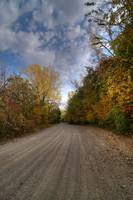 Autumn on Black Bridge Road | Jackson, Minnesota