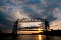 Duluth Lift Bridge | Duluth, Minnesota