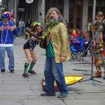 """New Orleans Street Music on Mardi Gras"" by louismaistros"