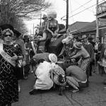 """Flat Tire on the Parade Route, New Orleans"" by louismaistros"