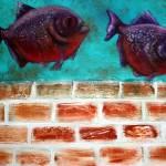 """Piranha"" by ArtPrints"
