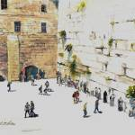"""The Western Wall"" by ShaSha"