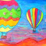 """""""Balloons Over New Mexico 1"""" by SimplyColor"""