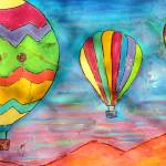 """""""Balloons Over New Mexico 2"""" by SimplyColor"""