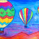 """""""Balloons Over New Mexico 4"""" by SimplyColor"""