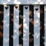 """Sweet Heart Fence"" by shariwarren"