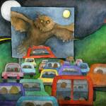 """""""The Drive-In"""" by MiriamNerlove"""