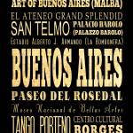 """LHA-378-AG-EU-BUENOS AIRES-ARGENTINA-Raw-18X24 cop"" by JoyHouseStudio"