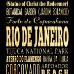 """""""LHA-393-AG-EU-RIO DE JANEIRO-BRAZIL-Raw-18X24 copy"""" by JoyHouseStudio"""