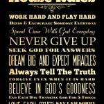 """lha-294-poster-ag-houserules-5-raw-18x24jpg"" by JoyHouseStudio"