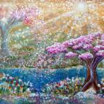 """light of spring FA"" by ArtSamadhi"