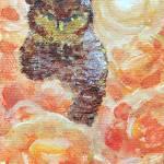 """Owl Guidance for Inner Wisdom FA"" by ArtSamadhi"
