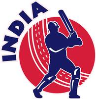 cricket sports batsman batting India