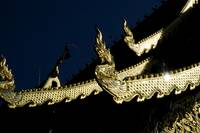 Serpent Finials Chiang Mai