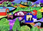 FUNNY FARM by Rita Whaley