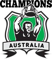 rugby player champions cup Australia