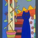 """Cat Play"" by careyscottart"
