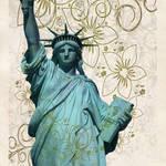 """""""Goddess Of Manhattan"""" by ImageMonkey"""