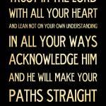 """""""lha-337-18x24-27 proverbs 3"""