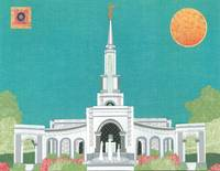 Sacramento, California LDS Temple