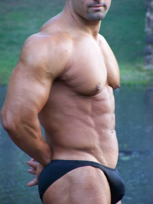 nude art male