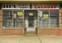 Laundry in Trenton, New Jersey