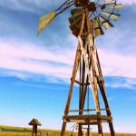 """Old Windmill"" by beawesomenow"