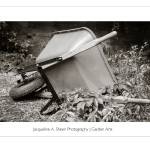 """Wheel barrow framed"" by JAS_Photo"