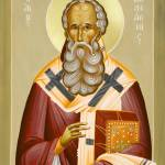"""St Athanasios the Great"" by ikonographics"